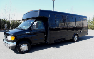 18 passenger party bus West Palm Beach