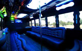 40 person party bus West Palm Beach