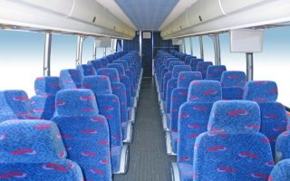 50 person charter bus rental West Palm Beach