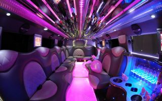 Cadillac Escalade limousine West Palm Beach