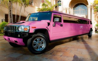 West Palm Beach pink hummer limo West Palm Beach