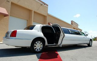 lincoln stretch limo West Palm Beach