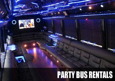 party bus rental west Palm Beach