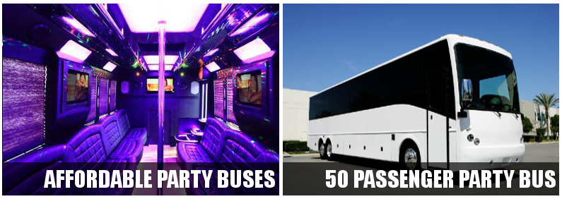 Party Bus West Palm Beach Prices