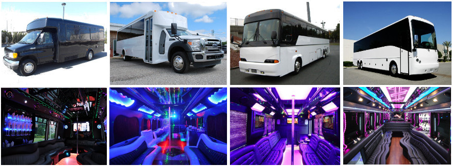 party buses for rent in West Palm Beach