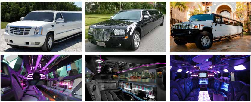 Prom & Homecoming Party Bus Rental West Palm Beach