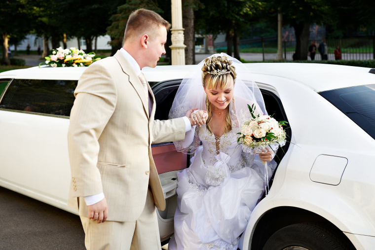 wedding transportation limo service West Palm Beach